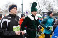Sostinės gatvėmis bėgs 3 tūkst. Kalėdų senelių ir Snieguolių
