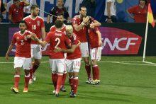 Velsas sutriuškino Rusijos futbolininkus ir žengė į aštuntfinalį