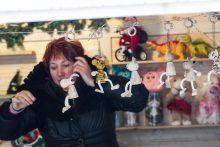 Visų jau laukia Kalėdinis miestelis sostinės Rotušės aikštėje