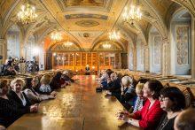 Vilniaus universitete paskelbti Bibliotekų metai