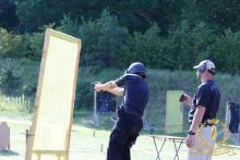 Policininkų šaudymo varžybos Alytuje