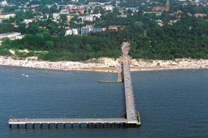 Palanga – populiariausias kurortas tarp Lietuvos turistų