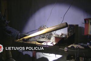 Egzekucija Rietavo rajone: surištą vyrą mušė ir kratė elektra
