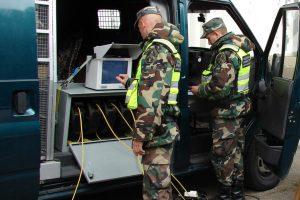Operacija prieš nelegalią migraciją – net pasitelkus širdies dūžių detektorius