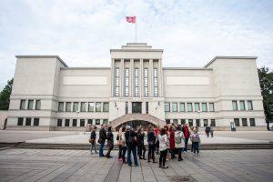 Kaunas pasinėrė į kultūros festivalį