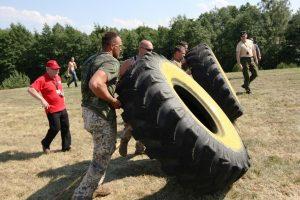 600 karių varžosi Savanorių pajėgų sporto žaidynėse