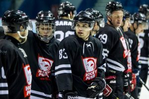 Lietuvos ledo ritulio čempionate – teisėjai iš Latvijos
