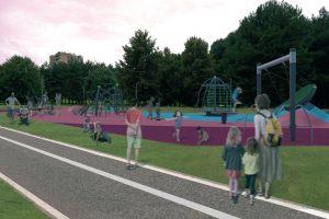 Kaune ruošiamasi tvarkyti dar vieną parką