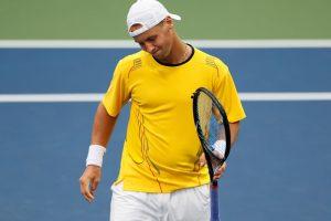 Lyderio netekusi Lietuvos teniso rinktinė nežada be kovos pasiduoti bosniams