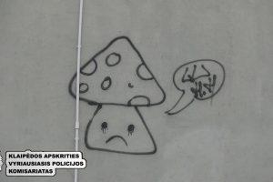Į teisiamųjų suolą sės grafitininkai