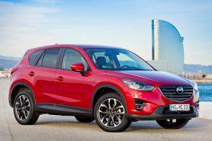 """""""Mazda CX-5"""": milijono riba peržengta"""