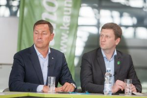 A. Zuokas: Vilniaus ir Kauno oro uostai neturėtų konkuruoti