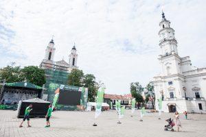 Kaunas irgi ruošiasi olimpinėms žaidynėms