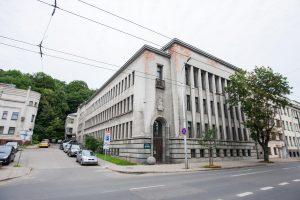 Kauno apskrities bibliotekos tarpukario pastatas nesulaukia remonto