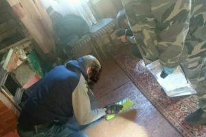 Romų tabore policija darbavosi iš peties