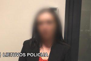 Mažamečių motinos uostamiestyje platino narkotikus
