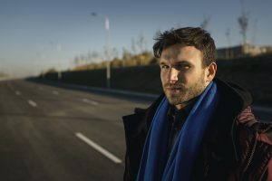 V. Baumilos staigmenos: duetas su  M. Pundziūte ir dainos vaizdo klipas