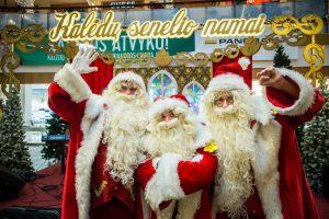 Garsenybės rinko geriausią Kalėdų senelį