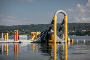 Lampėdžio vandens atrakcionų parke – skaudi nelaimė (papildyta bendrovės komentaru)