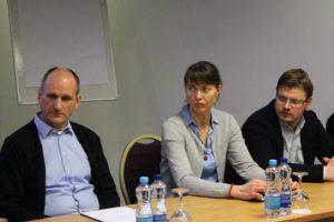 Susitikime su treneriais LKF aptarė Lietuvos krepšinio vystymą