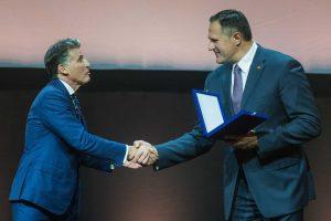 Vilniuje vykusiam Europos lengvosios atletikos kongresui – solidus įvertinimas