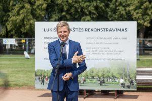 Dėl Vyčio skulptūros Lukiškių aikštėje – nesutarimai