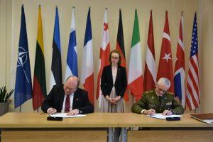 Suomija prisidėjo prie NATO energetinio saugumo kompetencijos centro Vilniuje