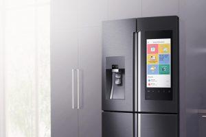 Kaip iš fantastinio filmo: dalykai, kuriuos gali modernūs šaldytuvai