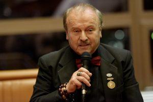 Iškilus Lietuvos choreografas E. Bukaitis švenčia 75 metų jubiliejų