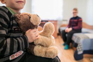 Vilnius per porą metų siekia uždaryti visus vaikų globos namus