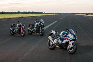 BMW pristato atnaujintą savo galingiausių motociklų gamą