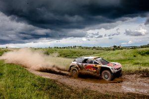 """""""Peugeot"""" taikosi į dar vieną ralio pergalę"""