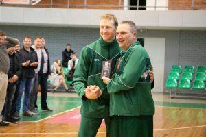 Krepšinio turnyro taurė – Kauno policininkų rankose