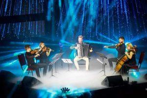 Zoologijos sode – koncertai trijose scenose ir akordeono virtuozas M. Levickis