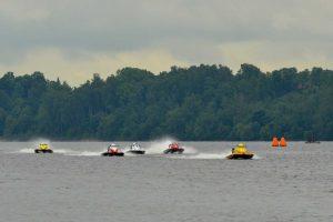 Vandens formulės Kauno mariose skries 190 km/val. greičiu