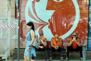 R. Danisevičius: fotografas, kaip baleto artistas, turi mankštintis kiekvieną dieną