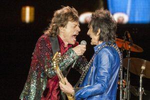"""Gruodžio 31-ąją kino teatruose skambės """"The Rolling Stones"""""""
