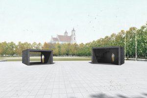 Lukiškių aikštės memorialui – ir klasikiniai, ir modernūs sprendimai