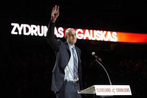 Ž. Ilgauskas gali tikėtis patekimo į NBA Šlovės muziejų jau kitąmet