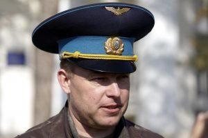 Ukrainos didvyris greitos karo su Rusija baigties nesitiki