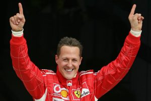 Iš ligoninės išleistas M. Schumacheris gydysis namuose