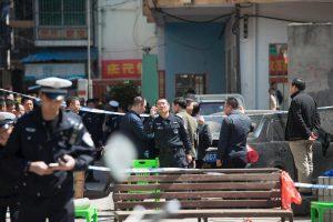 Kinijoje vyras subadė 10 pradinukų ir nusižudė