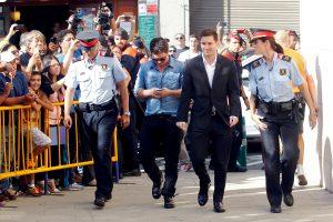 Futbolo žvaigždė L. Messi siunčiamas į kalėjimą