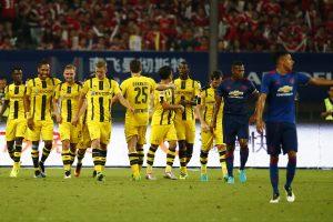 """Čempionų taurės futbolo turnyre – įspūdinga Dortmundo """"Borussia"""" pergalė"""