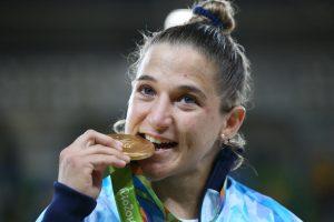 Rio olimpiados dziudo imtynių aukso medaliai – Argentinai ir Rusijai