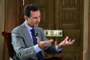 Amerikos galvosūkis – ką daryti su B. al-Assadu?