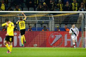 Čempionų lyga: Dortmunde žiūrovai išvydo net 12 įvarčių