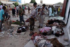 """Per """"Islamo valstybės"""" išpuolį Jemene žuvo 48 kareiviai"""