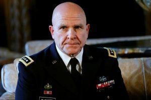 D. Trumpas nacionalinio saugumo patarėju paskyrė H. R. McMasterį