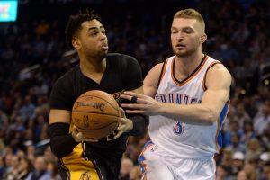 """D. Sabonio žaidimas padėjo nugalėti """"Lakers"""""""